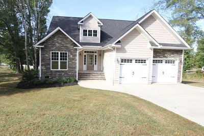 Greenwood County Single Family Home For Sale: 103 King Circle