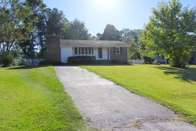 Abbeville SC Single Family Home For Sale: $95,900