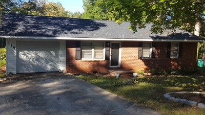 Greenwood County Single Family Home For Sale: 115 Pine Dr.