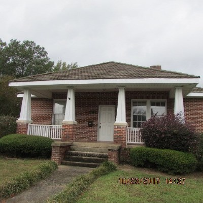 Greenwood County Single Family Home For Sale: 406 Draper St