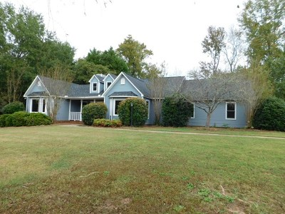 Greenwood County Single Family Home For Sale: 107 Morningside Drive