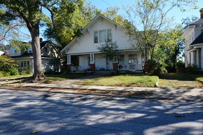 Greenwood Multi Family Home For Sale: 126 Bailey Circle