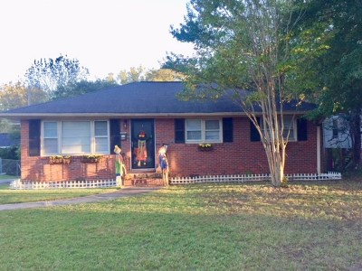 Greenwood County Single Family Home For Sale: 211 Laurel Ave. W