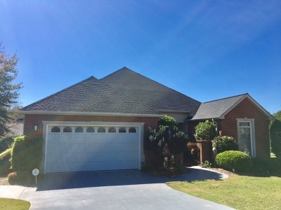 Greenwood County Single Family Home For Sale: 103 Dorsey Ct.