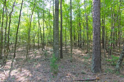 Greenwood County Residential Lots & Land For Sale: 1614 Aull Mill Rd
