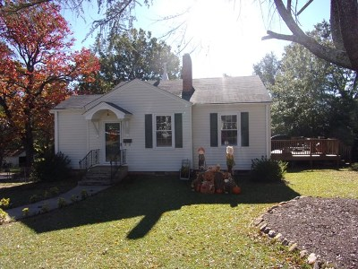 Greenwood County Single Family Home For Sale: 230 E Laurel Ave