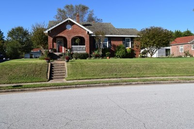 Greenwood County Single Family Home For Sale: 100 Beacon