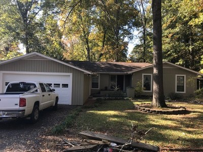 Greenwood County Single Family Home For Sale: 107 Chestnut Ridge