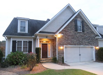 Greenwood County Single Family Home For Sale: 321 Arsenal Drive