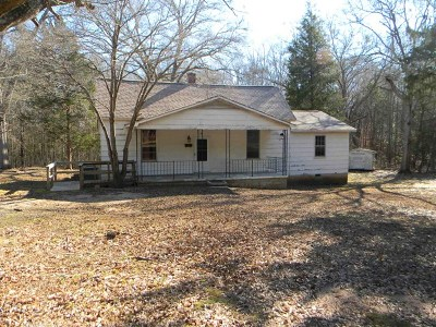 Ware Shoals Single Family Home For Sale: 6 Fredrick Rd.