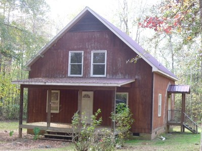 Abbeville SC Single Family Home For Sale: $43,400