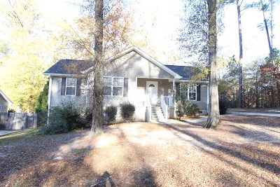 Greenwood County Single Family Home For Sale: 211 Gary Ct