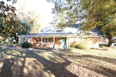 Greenwood County Single Family Home For Sale: 104 Stratford