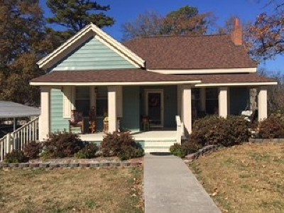 Ware Shoals Single Family Home For Sale: 8 Ware Street