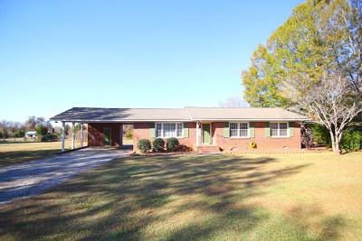 Greenwood Single Family Home For Sale: 105 Lakewood Dr