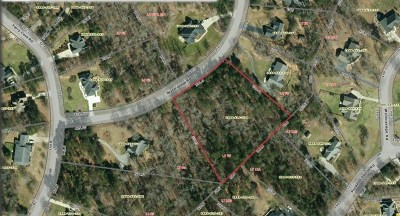 Greenwood County Residential Lots & Land For Sale: 104 Watersedge Road
