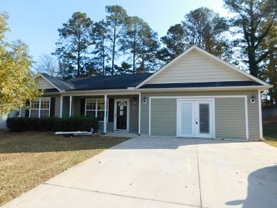 Greenwood Single Family Home For Sale: 145 Springlake Drive