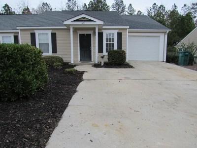 Greenwood Condo/Townhouse For Sale: 120 Rhett Ct