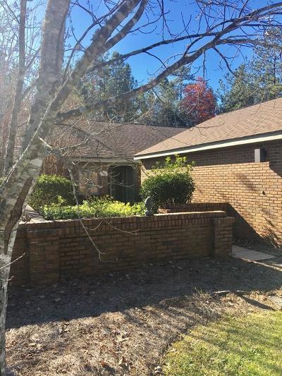 Greenwood Single Family Home For Sale: 107 Mayapple Lane