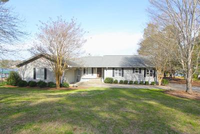 Greenwood County Single Family Home For Sale: 108 Surfside Circle