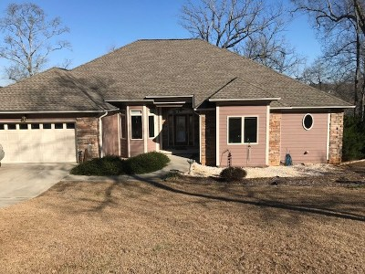 Greenwood County Single Family Home For Sale: 742 Eagles Harbor Dr