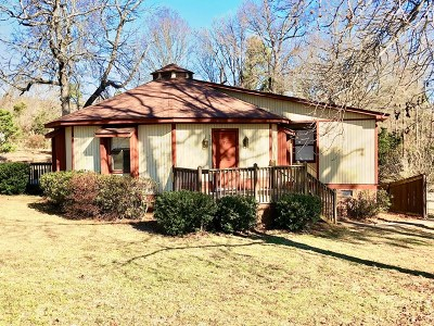 Greenwood County Single Family Home For Sale: 530 Sample Rd
