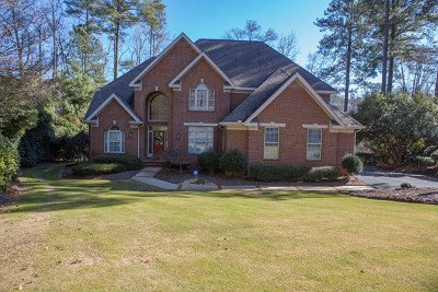 Greenwood County Single Family Home For Sale: 113 Ashford Place