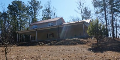 Abbeville Single Family Home For Sale: 1589 Klugh Road