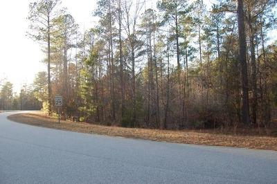 Hodges Residential Lots & Land For Sale: 0000 Drayton Way