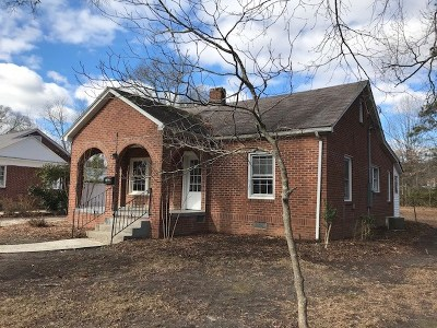 Greenwood County Single Family Home For Sale: 242 Penn Ave.