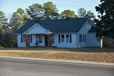 Abbeville Single Family Home For Sale: 193 Hwy 72 West