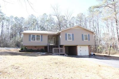 Greenwood County Single Family Home For Sale: 117 Laguna