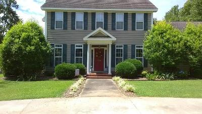 Greenwood County Single Family Home For Sale: 405 Hunters Creek Blvd.