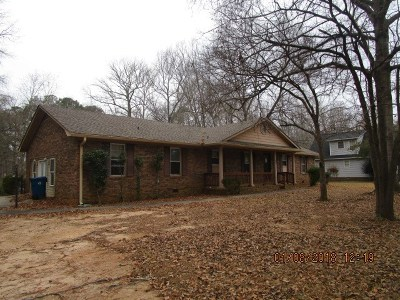 Greenwood County Single Family Home For Sale: 106 Limerick