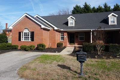 Greenwood County Single Family Home For Sale: 109 Ashley Oaks Ln