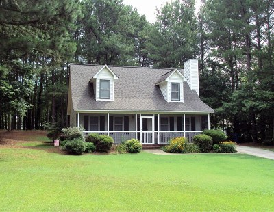 Greenwood County Single Family Home For Sale: 101 Pristine Dr