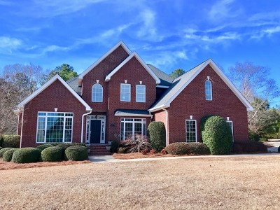 Abbeville Single Family Home For Sale: 40 Deer Run