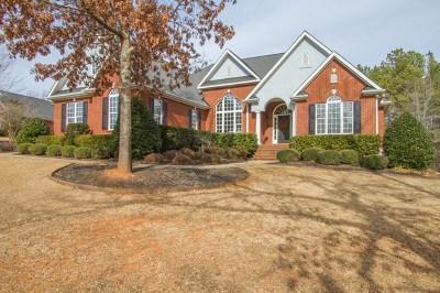 Abbeville Single Family Home For Sale: 116 Deer Run