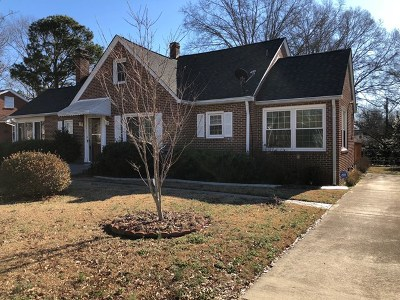 Greenwood County Single Family Home For Sale: 243 Penn Ave