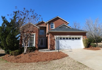 Greenwood Single Family Home For Sale: 104 Lacy Ct
