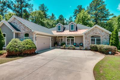Greenwood County Single Family Home For Sale: 106 E Gunnery Court
