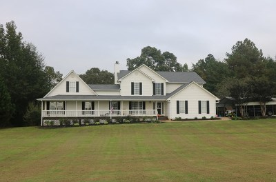 Greenwood County Single Family Home For Sale: 4902 Pickens Creek Rd