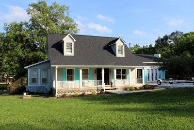 Single Family Home For Sale: 514 Holloway Cove Rd