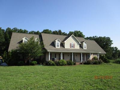 Abbeville Single Family Home For Sale: 647 Gin House Road