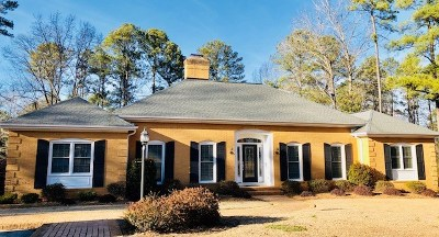 Greenwood Single Family Home For Sale: 131 Amherst Dr.