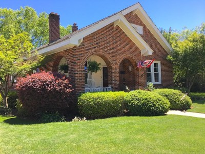 Greenwood Single Family Home For Sale: 407 Bond