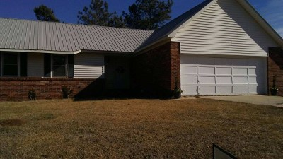 Greenwood Single Family Home For Sale: 2211 Cambridge Ave Ext