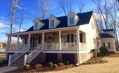 Greenwood Single Family Home For Sale: 203 Hatchers Pass