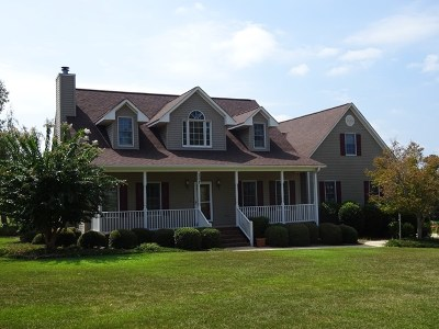 Greenwood Single Family Home For Sale: 202 Fairway Lakes Road