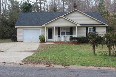 Greenwood Single Family Home For Sale: 406 Locksley Dr